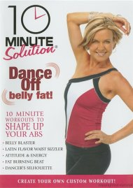 10 Minute Solution: Dance Off Belly Fat! Movie