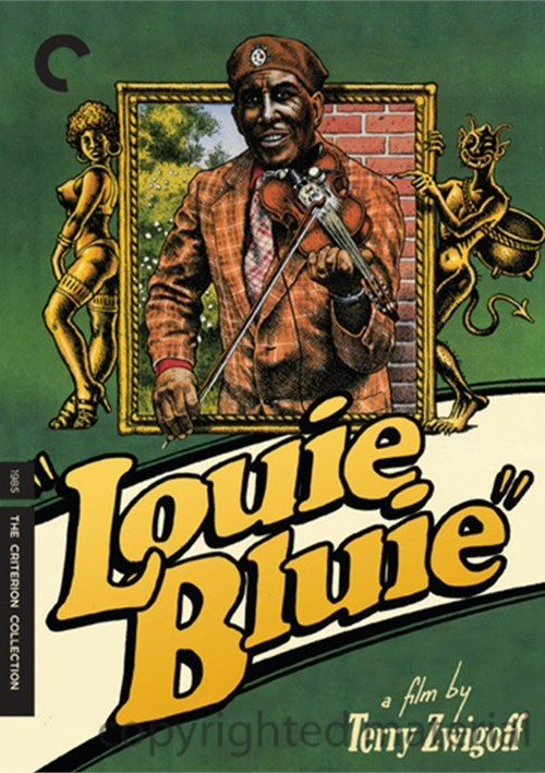 Louie Bluie: The Criterion Collection Movie