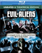 Evil Aliens: Unrated & Theatrical Edition Blu-ray