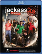Jackass 3.5: The Unrated Movie Blu-ray