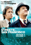 Streets Of San Francisco, The: Season 3 - Volume 1 Movie