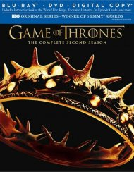 Game Of Thrones: The Complete Second Season (Blu-ray + DVD + Digital Copy) Blu-ray
