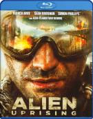 Alien Uprising Blu-ray