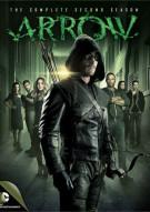 Arrow: The Complete Second Season Movie