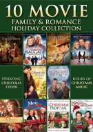 10 Movie Family & Romance Holiday Collection Movie