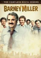 Barney Miller: The Complete Sixth Season Movie