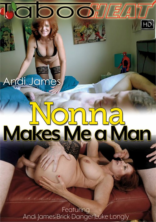 Andi James in Nonna Makes Me a Manporn video