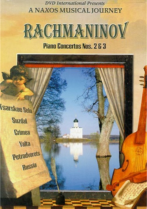 Rachmaninov: Piano Concertos Nos. 2&3 - Naxos Musical Journey Movie