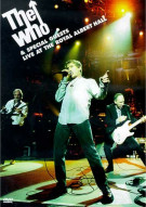 Who, The: Live At The Royal Albert Hall Movie