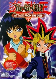 Yu-Gi-Oh! 3: Attack From The Deep Movie