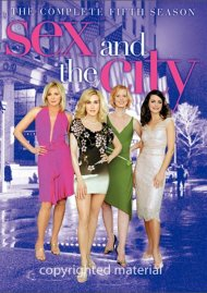 Sex And The City: The Complete Fifth Season  Movie