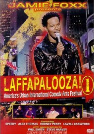 Laffapalooza!: Volume 1 Movie