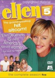 Ellen: The Complete Season Five Movie
