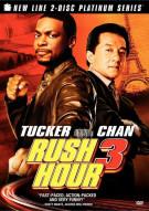 Rush Hour 3: 2 Disc Platinum Series Movie
