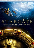 Stargate: The Ark Of Truth / Stargate: Continuum (Double Feature) Movie
