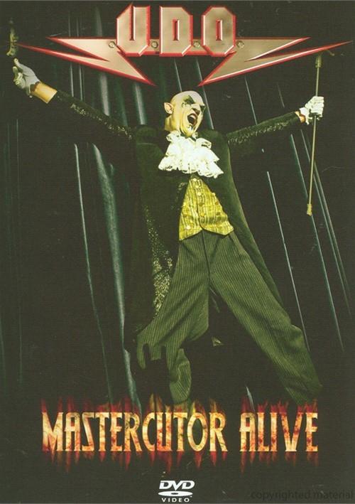 U.D.O.: Mastercutor Alive Movie
