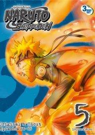 Naruto Shippuden: Volume 5 - Box Set Movie