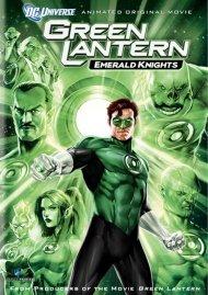 Green Lantern: Emerald Knights Movie