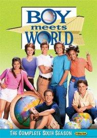 Boy Meets World: The Complete Sixth Season Movie