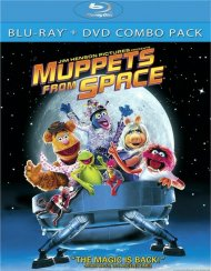 Muppets From Space (Blu-ray + DVD Combo) Blu-ray
