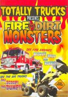 Totally Trucks: Fire & Dirt Monsters Movie
