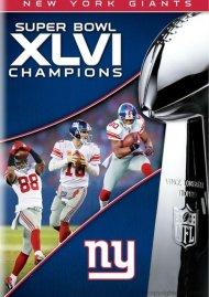 NFL Super Bowl XLVI Champions: 2011 New York Giants Movie