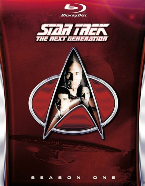 Star Trek: The Next Generation - Season 1 Blu-ray