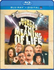 Monty Pythons The Meaning Of Life: 30th Anniversary Edition (Blu-ray + Digital Copy + Ultraviolet) Blu-ray