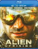 Alien Uprising (Blu-ray + DVD Combo) Blu-ray