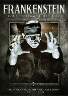 Frankenstein: Complete Legacy Collection Movie