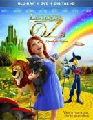 Legends Of Oz: Dorothys Return  (Blu-ray + DVD + UltraViolet) Blu-ray