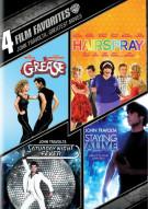 4 Film Favorites: John Travolta Greatest Moves Movie