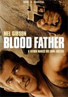Blood Father (DVD + UltraViolet) Movie