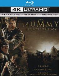 The Mummy Ultimate Trilogy (4K Ultra HD + Blu-ray + UltraViolet) Blu-ray