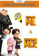 Despicable Me 2-Movie Collection Movie