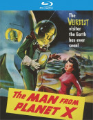 Man From Planet X, The Blu-ray