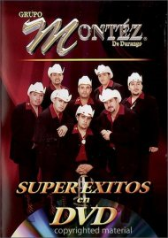 Grupo Montez De Durango: Super Exitos En DVD Movie