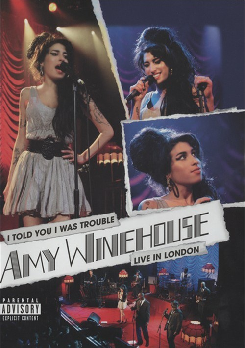 Amy Winehouse: I Told You I Was Trouble - Live In London Movie