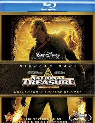 National Treasure: Collectors Edition Blu-ray