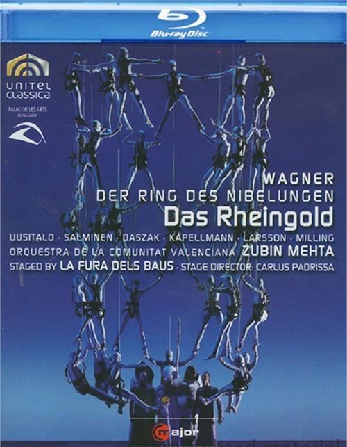 Richard Wagner: Das Rheingold Blu-ray