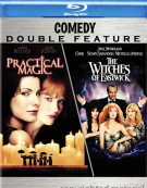 Practical Magic / The Witches Of Eastwick (Double Feature) Blu-ray