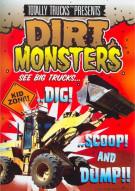 Totally Trucks: Dirt Monsters Movie
