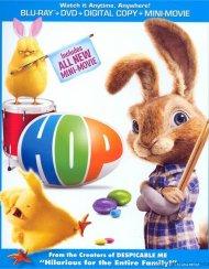 Hop (Blu-ray + DVD + Digital Copy + UltraViolet) Blu-ray