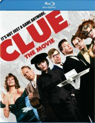Clue: The Movie Blu-ray