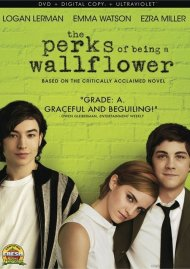 Perks Of Being A Wallflower, The (DVD + Digital Copy + UltraViolet) Movie