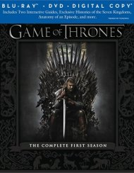 Game Of Thrones: The Complete First Season (Blu-ray + DVD + Digital Copy) Blu-ray