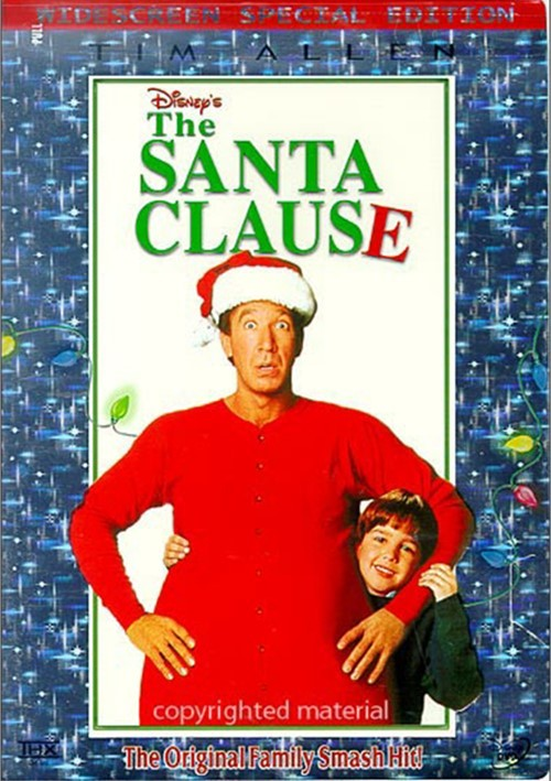 Santa Clause, The: Special Edition (Widescreen) Movie
