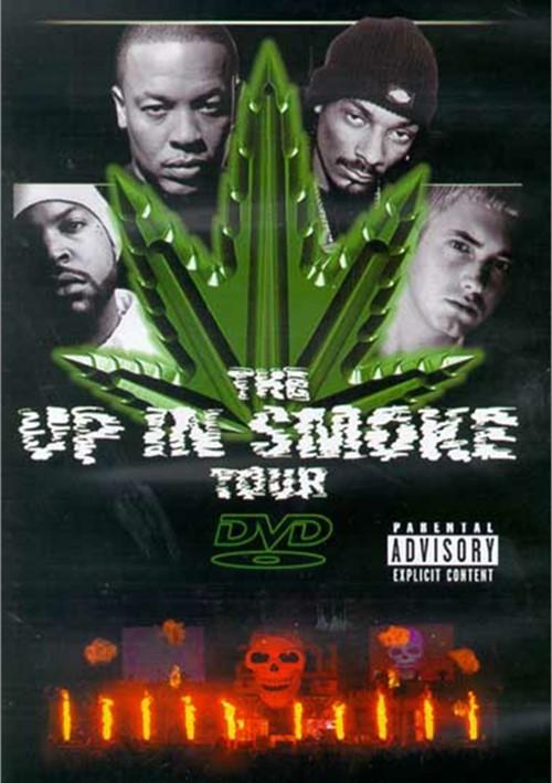 Up In Smoke Tour Movie