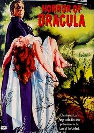 Horror Of Dracula Movie