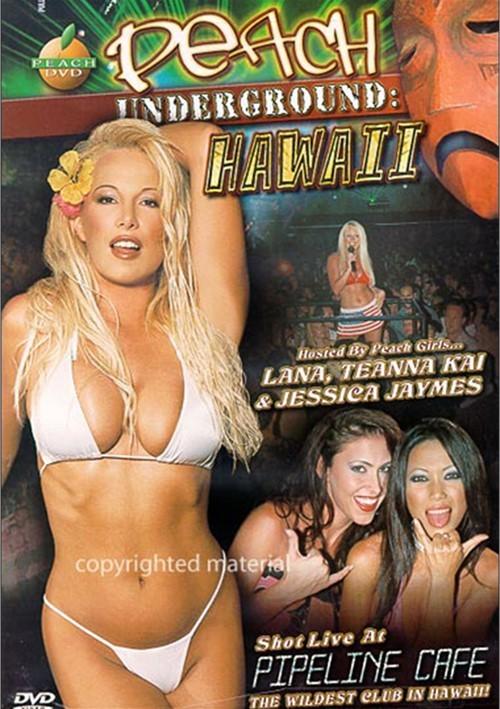 Peach Underground: Hawaii Movie